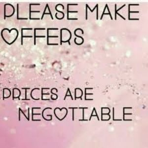 Offers!!!
